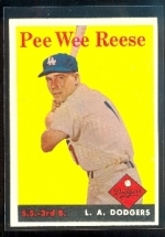 Pee  Wee Reese (Los Angeles Dodgers)